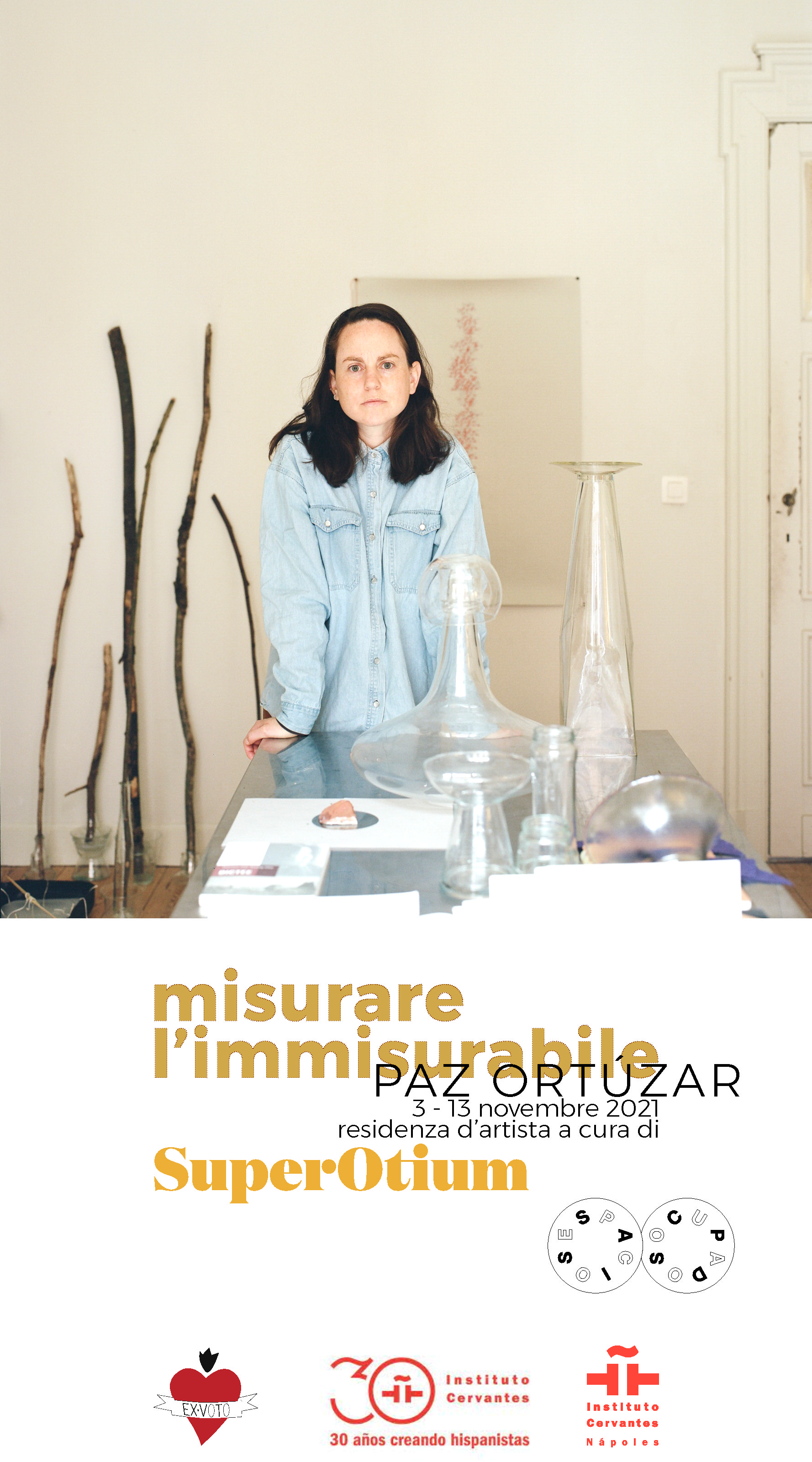 Misurare l'immisurabile - Paz Ortúzar